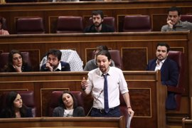 """Pablo Iglesias lamenta la condena al rapero Valtonyc: """"Impunidad para los corruptos y cárcel por hacer una canción"""""""