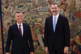 El Rey defiende el libre comercio y el multilateralismo como vías para lograr mayor justicia social