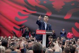 """La oposición albanesa boicotea el Parlamento y exige la formación de un """"gobierno de tecnócratas"""""""