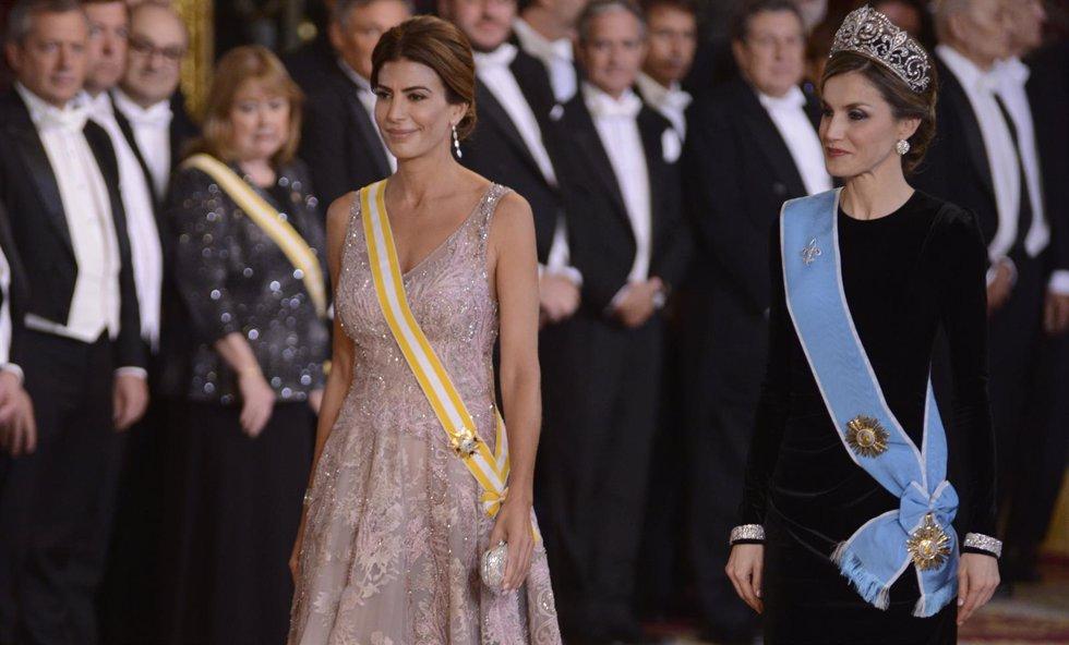 La reina Leitizia/EuropaPress