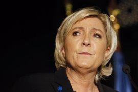 Le Pen continúa mejorando su posición en los sondeos de cara a las elecciones de abril
