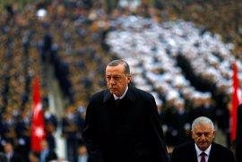 Erdogan presenta denuncias contra todos los sospechosos del intento de golpe de Estado de 2016