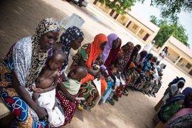 Las carencias sanitarias de Borno (Nigeria), dramáticas