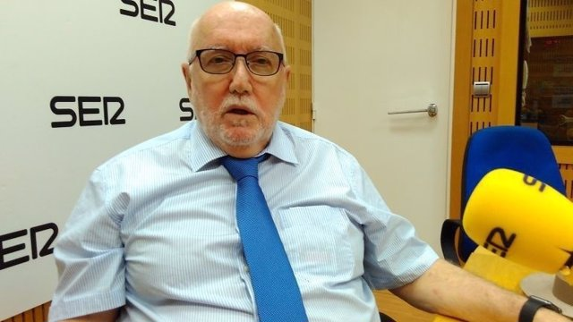 El fiscal superior saliente de Murcia, Manuel López Bernal