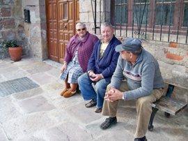 La pensión media de jubilación se sitúa en febrero en 1.122 euros