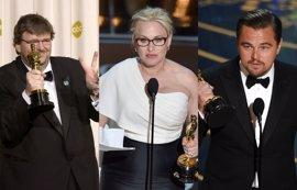 Premios Oscar 2017: Seis discursos reivindicativos que hicieron historia