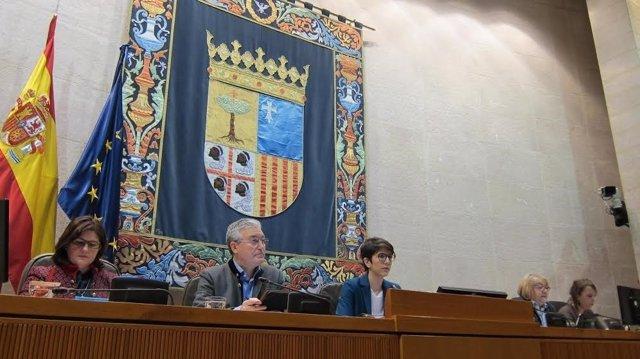 Presidencia de las Cortes de Aragón