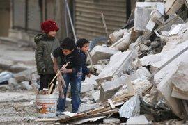 """UNICEF urge a Gobierno y oposición a proteger a los niños sirios: """"¿Y si fuesen vuestros hijos?"""""""