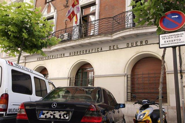 Confederación Hidrográfica del Duero (CHD) en Valladolid