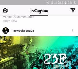 """Piden retirar el anuncio de una fiesta en Granada que """"ensalza la figura de Tejero"""""""