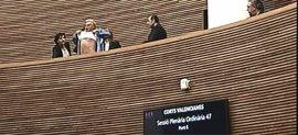 Morera llevará a Fiscalía insultos e interrupciones de invitados del PP a la consellera Salvador en el pleno de Corts