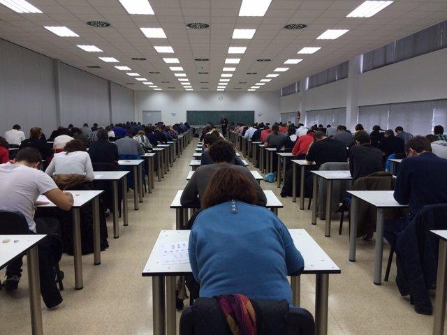 Examen de conductores de Metro