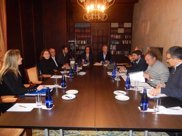 Comisión Ejecutiva de la Fundación Turismo