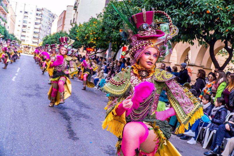carnaval badajoz 2018 online