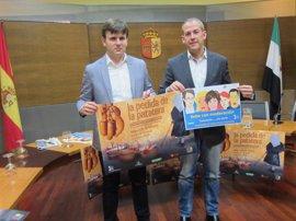 La 'Pedida de la patatera' de Malpartida de Cáceres espera congregar unas 10.000 personas