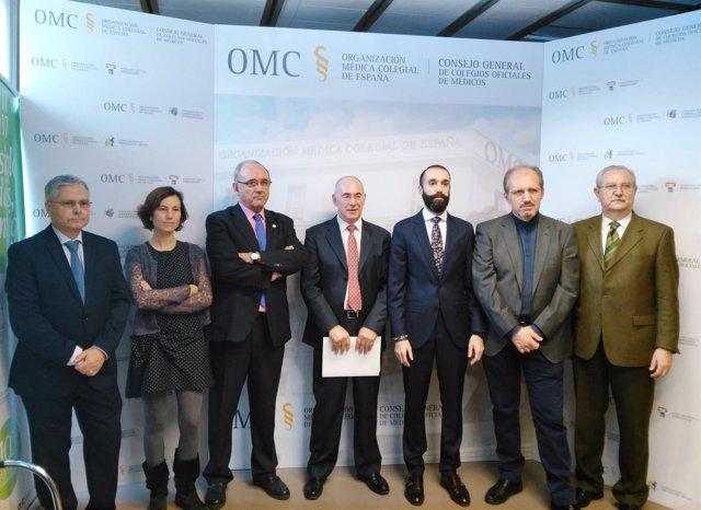 Encuesta situación laboral de los médicos en España, OMC