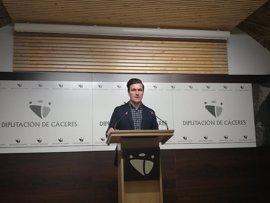 La Diputación de Cáceres lleva a Pleno el desarrollo de actuaciones del Plan de Pedanías dotado con 540.000 euros