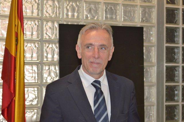 El presidente de la Audiencia Provincial de Lleida, Francesc Segura Sancho