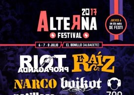 El Alterna Festival incorpora en su cartel a Berri Txarrak, Zoo y Green Valley