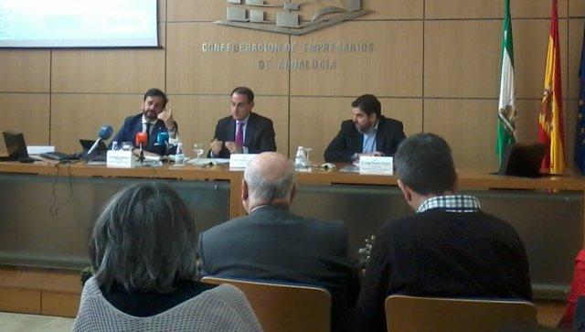 Presentación en la CEA del II Informe de competividad
