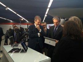 Renfe comienza a ofrecer 'wifi' en las estaciones de Cercanías