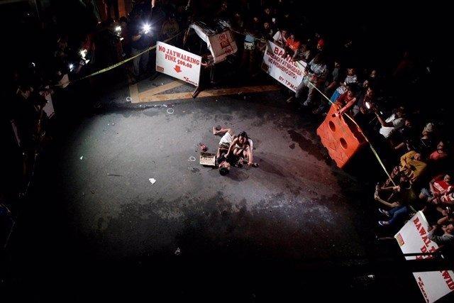 Muertes, ejecuciones sumarias, ejecuciones extrajudiciales en Filipinas