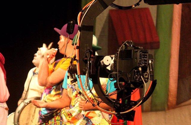 Concurso de Carnaval en el Falla