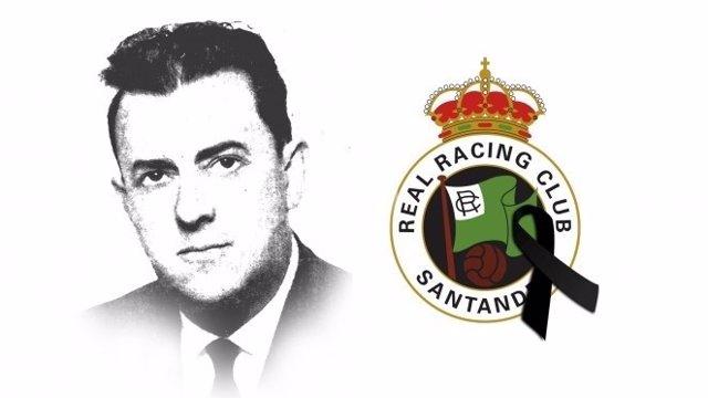 El Racing de luto por el fallecimiento de su expresidente Luis Sedano