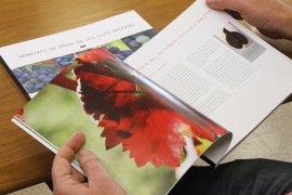 Presentan un libro que ensalza las antiguas variedades de viña de Baleares