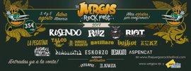 Sorteamos dos abonos para The Juerga's Rock Festival 2017