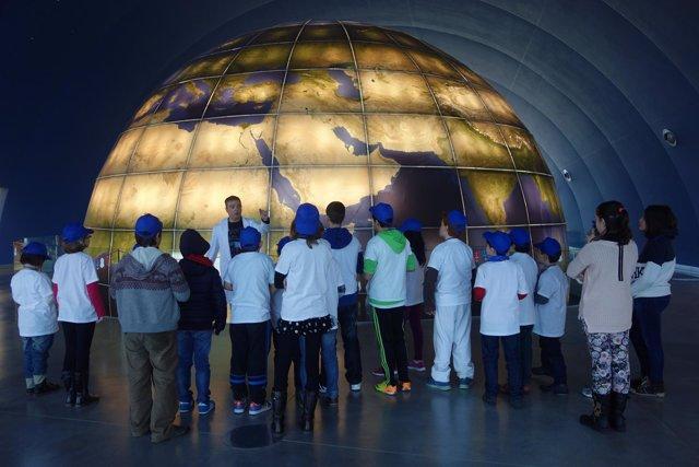 Escuela de Astronomía en el Espacio 0.42