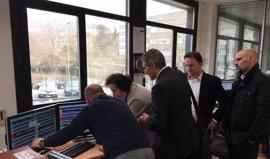 Delegaciones de EMT Valencia y del Consorcio de Transportes de Asturias visitan Dbus en San Sebastián