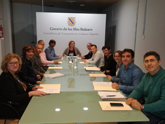 Junta directiva de la Asamblea Balear de Deporte