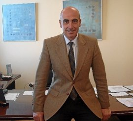 Fernando J. Pérez Lozano, nuevo director general de la Confederación de Empresarial del Comercio de Andalucía
