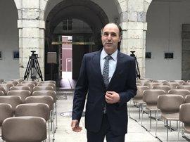 Diego anuncia que, si gana las primarias, ofrecerá a Buruaga proponer la mitad de la lista