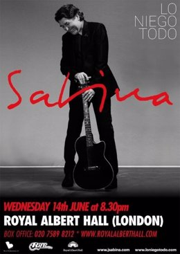 SABINA EN LONDRES