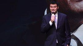 Yao Ming, nuevo presidente de la Federación China