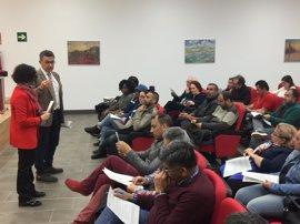 """Ejecutivo riojano creará Consejo Sectorial Inmigración, """"un espacio para compartir y abordar políticas inclusivas"""""""