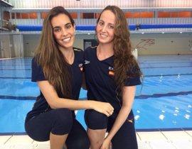 Ona Carbonell y Paula Ramírez, el nuevo dúo español de sincronizada