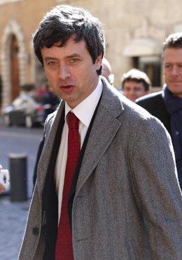 El ministro de Justicia italiano, Andrea Orlando