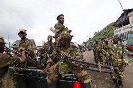 Detenidos en Uganda decenas de rebeldes del M23 tras los enfrentamientos registrados esta semana en RDC