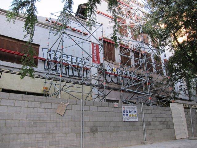 Antiguo Teatre Arnau de Barcelona