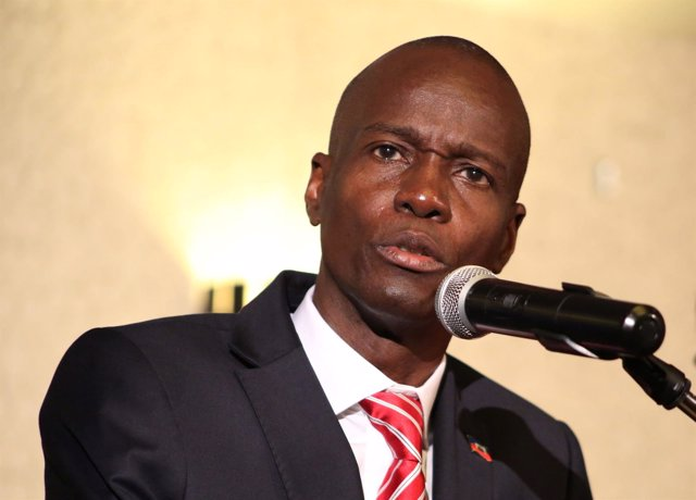El presidente electo de Haití, Jovenel Moise