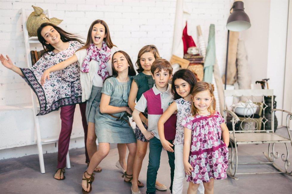 d39f0847015 La moda infantil da un giro y apuesta por la elegancia e innovación