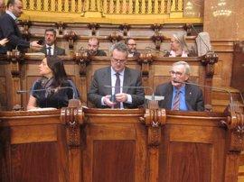 El grupo de CiU en Barcelona cambia su denominación por Demòcrata (PDeCAT-Unió-Demòcrates)