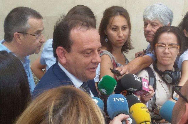 Pedro Horrach, tras anunciar que abandona la Fiscalía