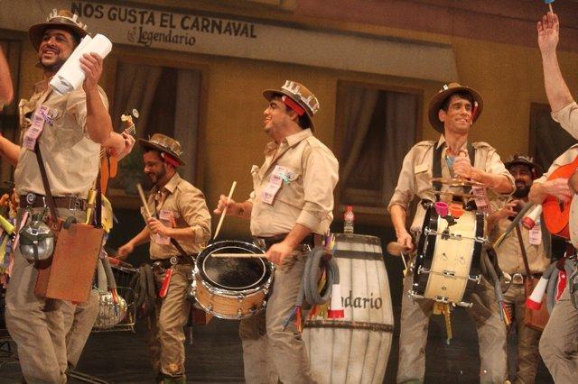 Chirigota del Carnaval de Cádiz de 2017