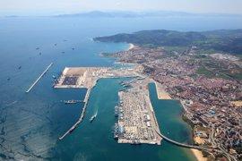 El puerto de Algeciras empieza el año con un incremento del tráfico de mercancías en enero