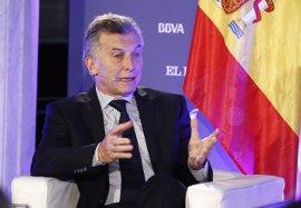 """Macri insiste en que """"no se sale del populismo de un día para otro"""""""