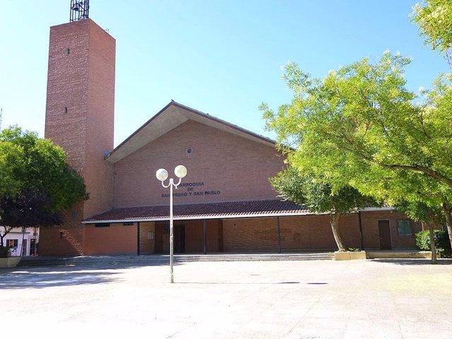 Parroquia de San Pedro y San Pablo de Coslada
